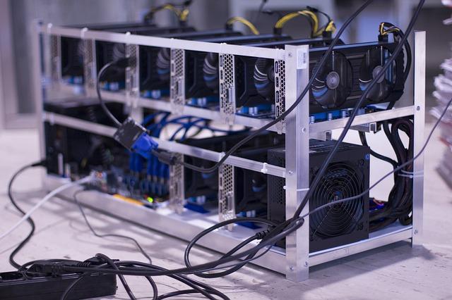 digitální blockchain